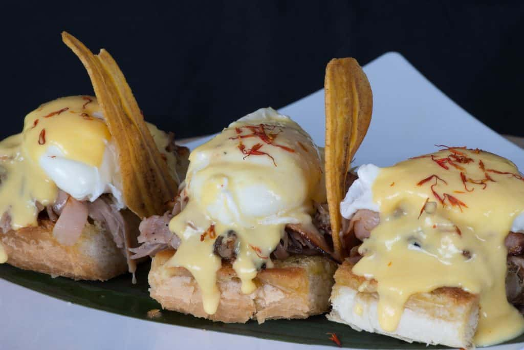 Egg Benedict For A Perfect Weekend Breakfast