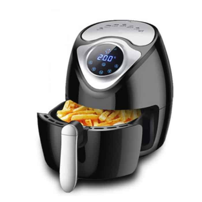 Electric Fryer Intelligent Air Fryer