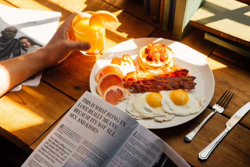 Eating A Healthy Breakfast: Choose It Every Day